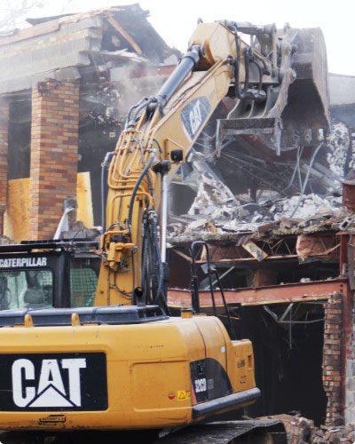 Demolition Dust Control Hazards and Dust Control