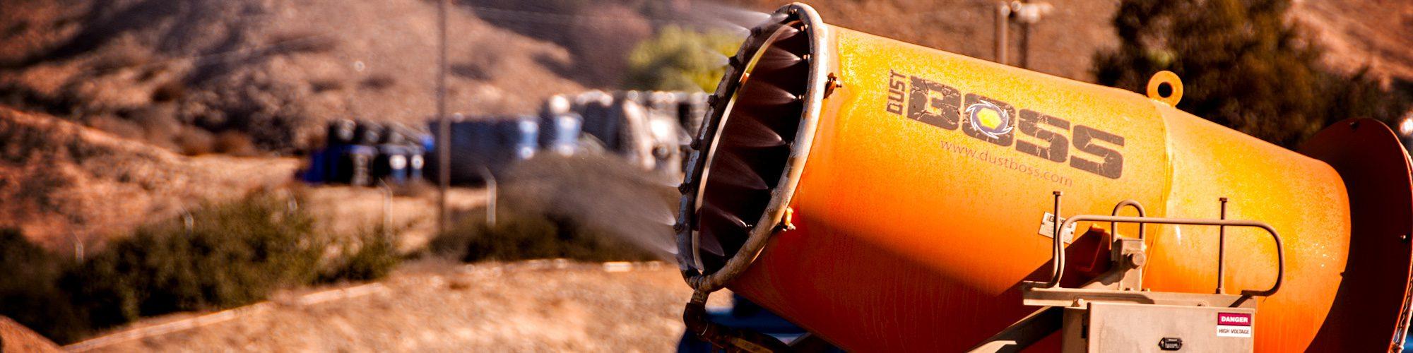 OSHA Silica Dust Solution: DustBoss