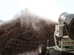 composting dust control
