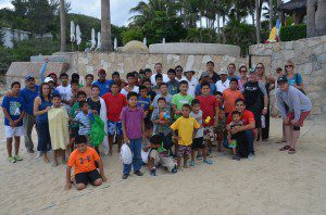 DustBoss Supports Casa Hogar Orphanage in Cabo San Lucas