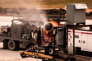 maintain humidity while curing concrete