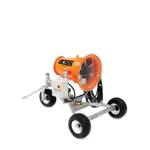 DDB-30 dust control machine