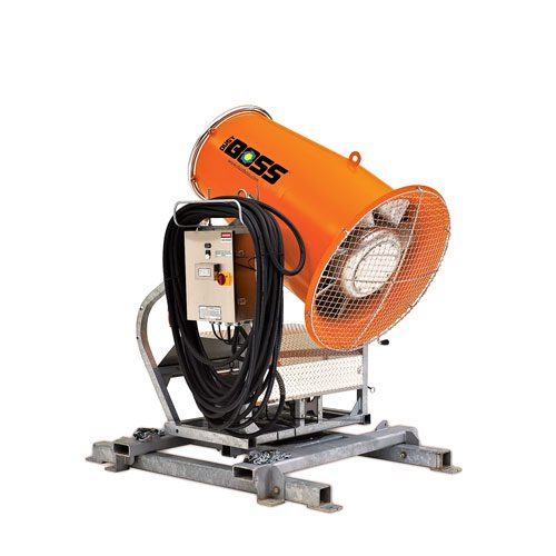 DDB-45 dust control machine