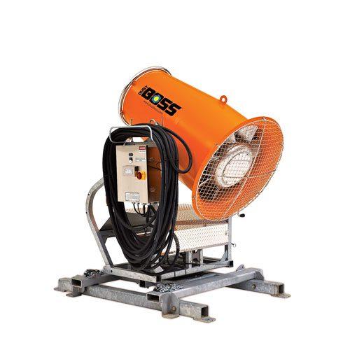 dust machine