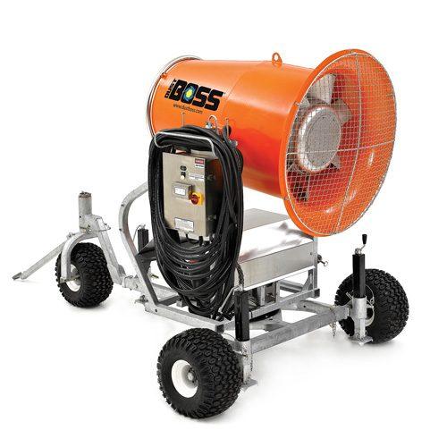 DB-60 dust control machine