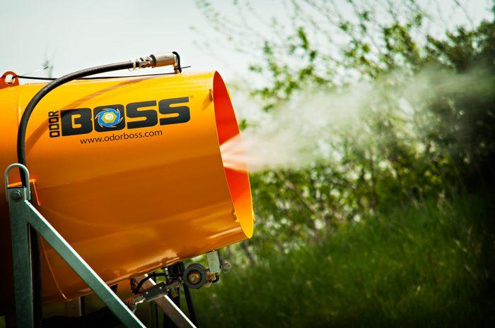 Air treatment odor control