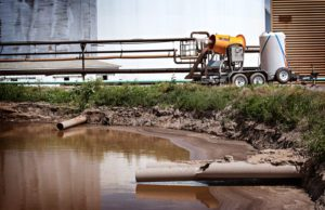 odor-control systems for wastewater treatment