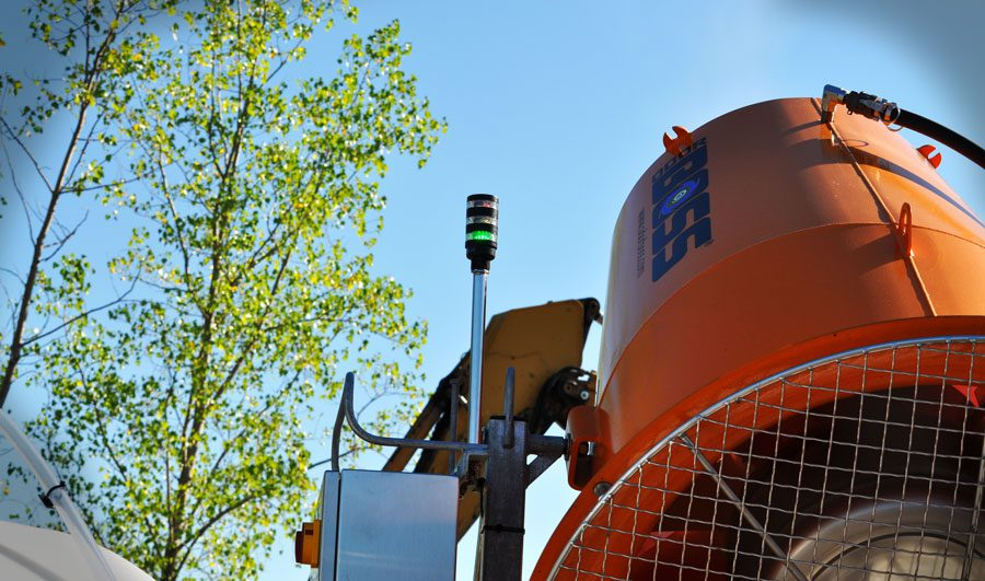 Odor Control Technology for Environmental Remediation Projects