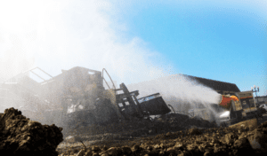 Modern Age of Dust Suppression