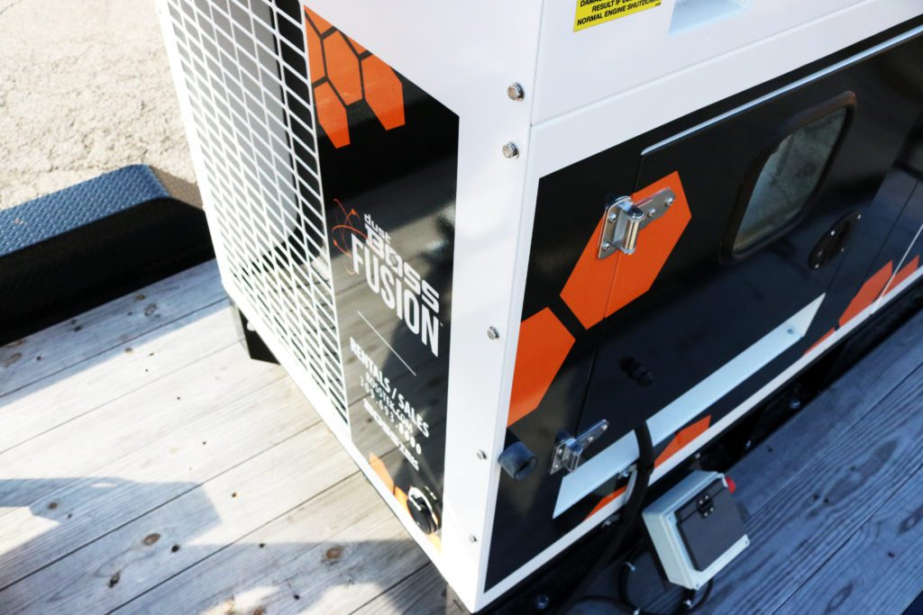 DustBoss Tier IV Fusion Generator