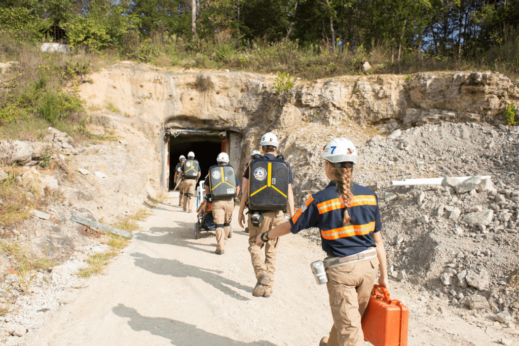 Missouri ST Gold Mine Rescue Team (website)
