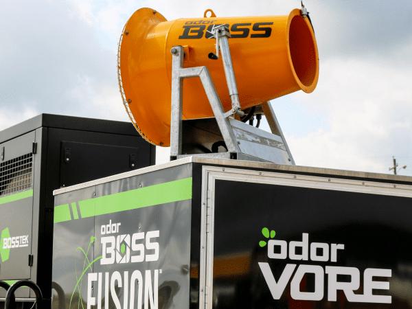 Odorboss Fusion Cannon for Odor Suppression