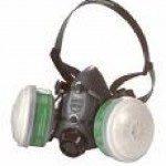 Half Mask Respirator Preventing Silicosis
