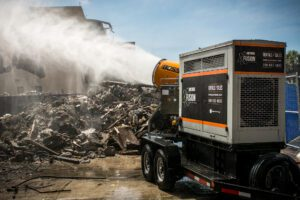 DustBoss DB-60 Fusion Mobile Demolition Dust Control