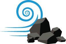 Air and Rocks
