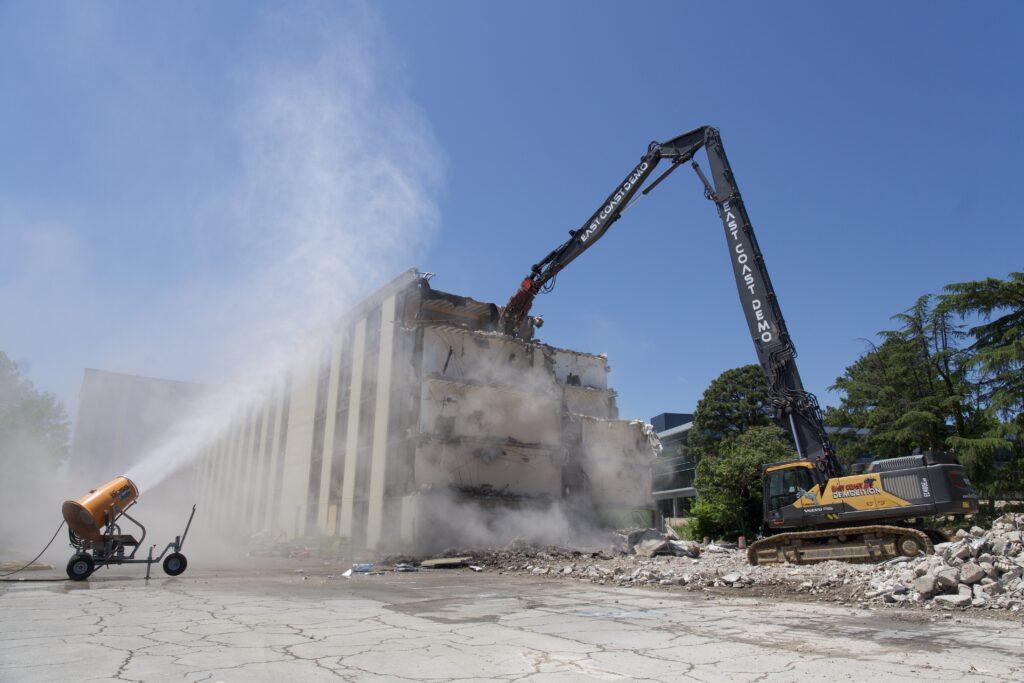 Demolition / Construction