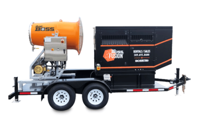 DustBoss DB-60 Fusion Dust Control System
