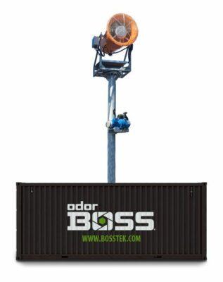 OdorBoss Tower System