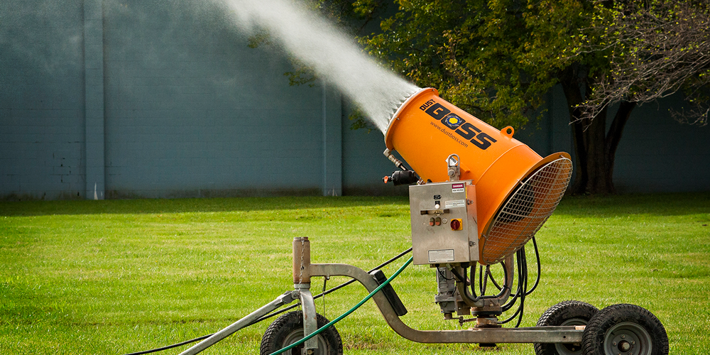 Dust Control Misting Cannon DB-30