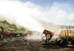 landfill dust suppression