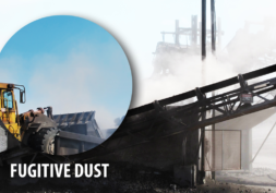 What is Fugitive Dust